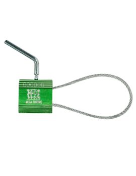 cable breakaway green