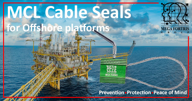 MCL seals for offshore platforms